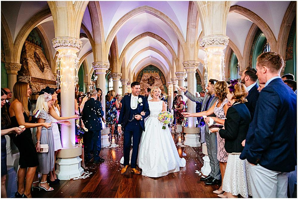 Wotton house wedding ceremony
