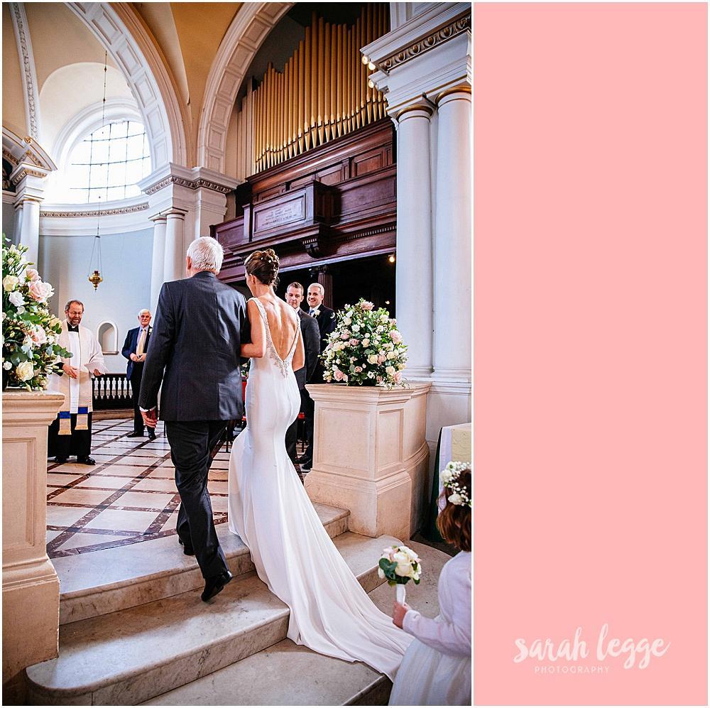 Backless pronovias wedding dress in wandsworth