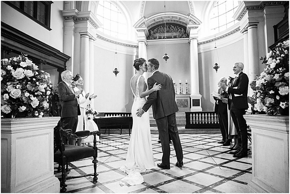 Wandsworth wedding in st anns church