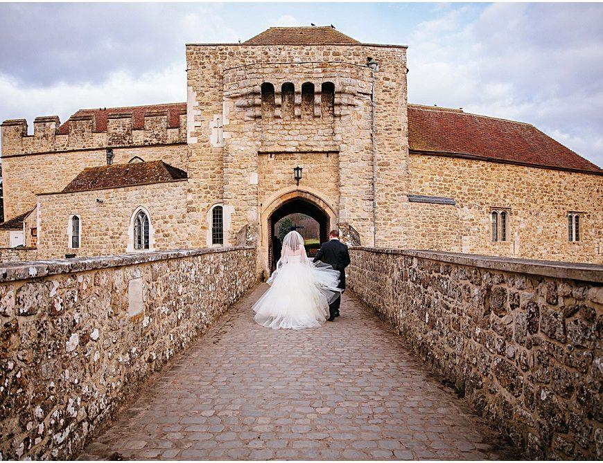 Leeds Castle Wedding Photography – Ed & Hannah's stunning wedding
