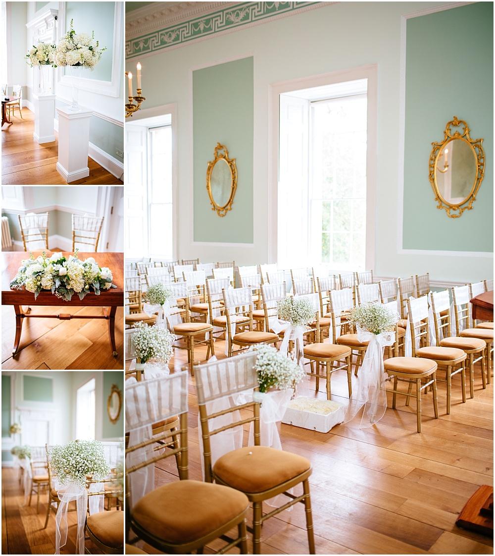Botleys mansion ceremony room