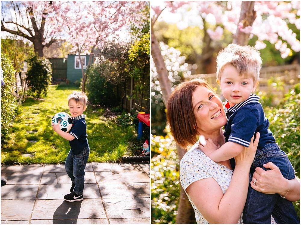 Twickenham Family Photographer – the Leopolds