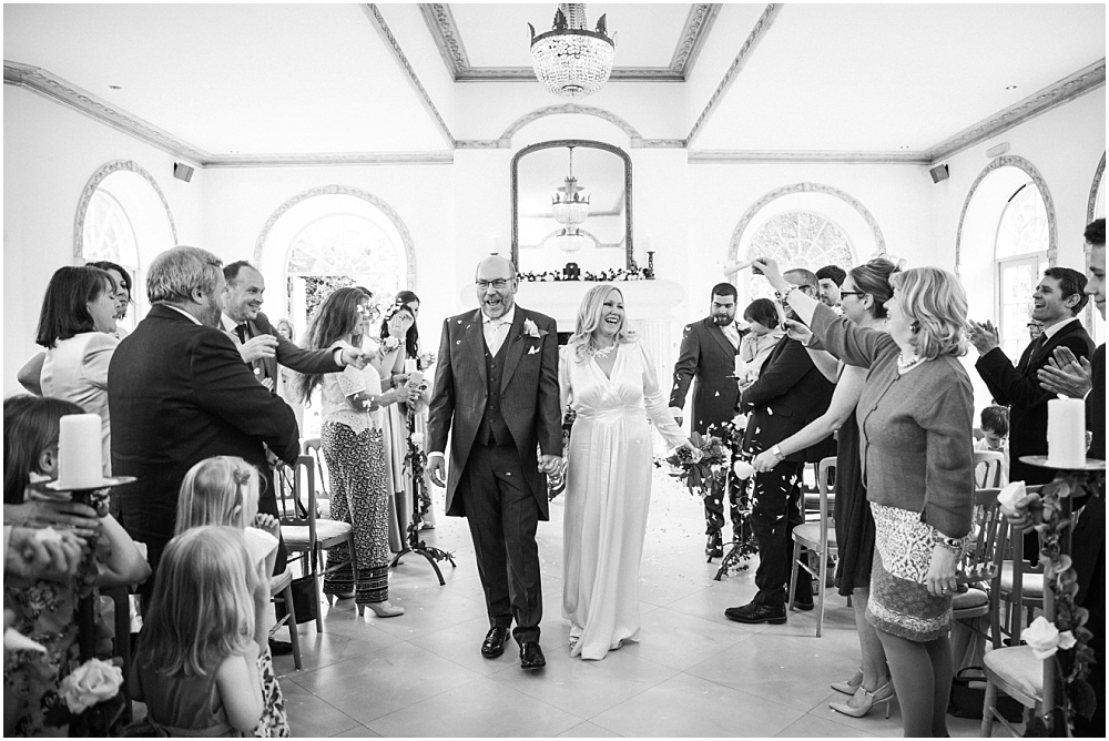 Northbrook Park wedding photography – Ellen & Ian