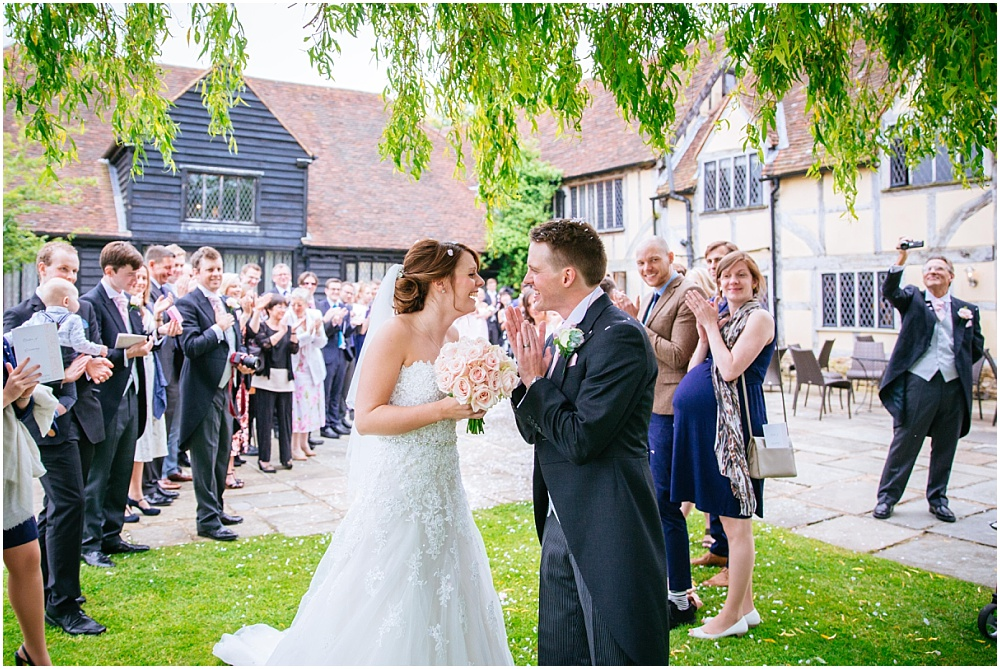 Cain Manor Wedding Photography – Jenny & Chris' Surrey Wedding