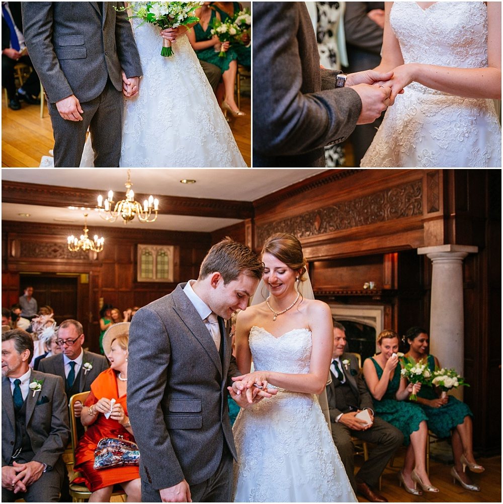 Lanwades hall wedding photography