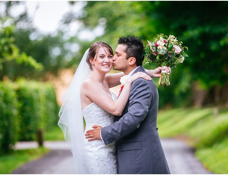 Bury Court Barn Wedding Photography – Cat & Adam's Surrey Wedding