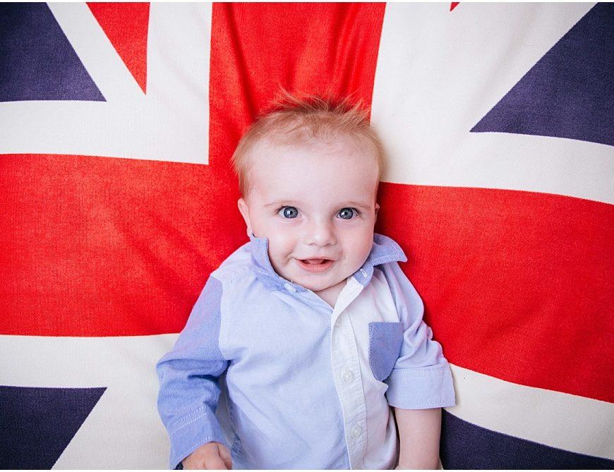 Putney Family Photography – Hello Jack!