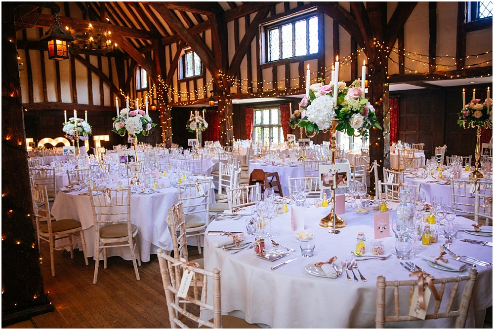 Great fosters barn wedding breakfast