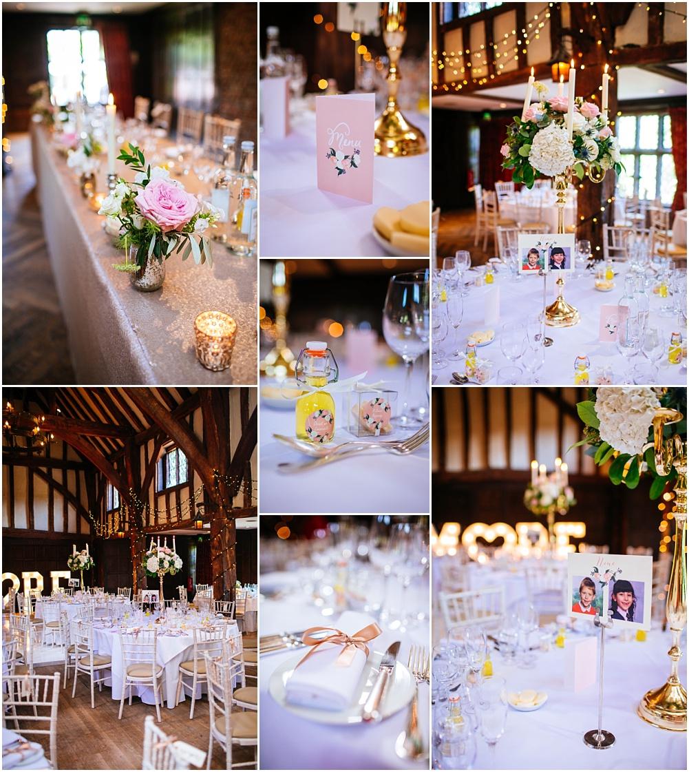 Great fosters italian wedding details