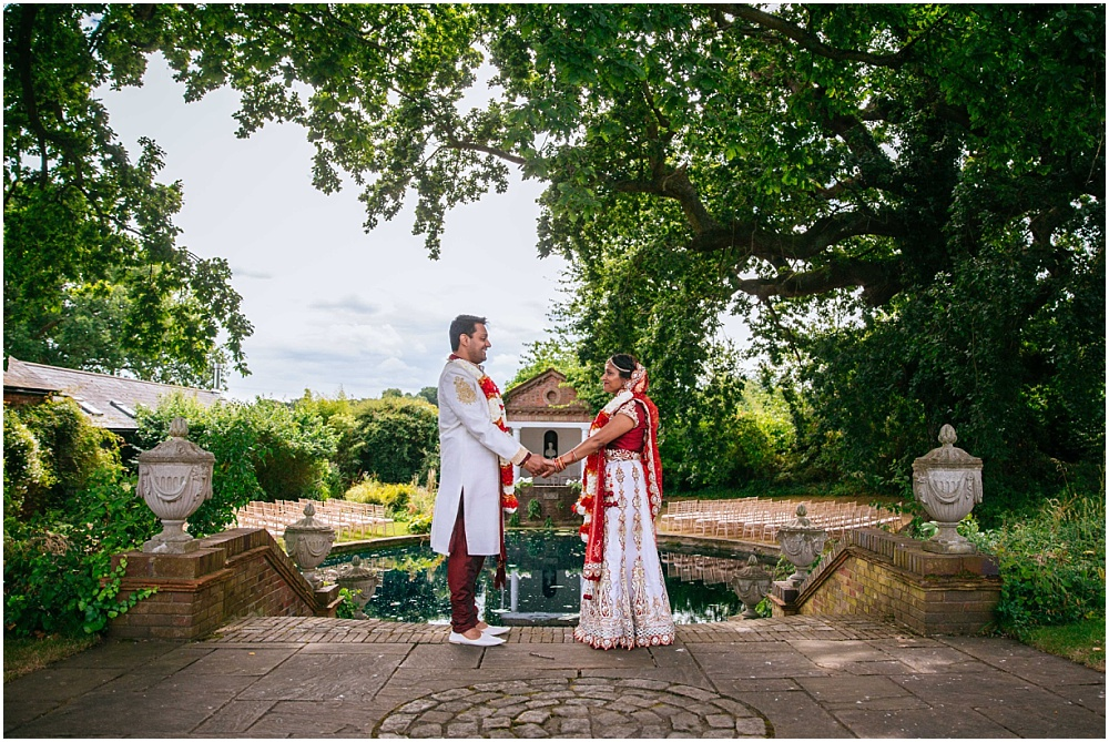 Micklefield Hall Wedding Photography – Nilani & Vinay's Hindu wedding