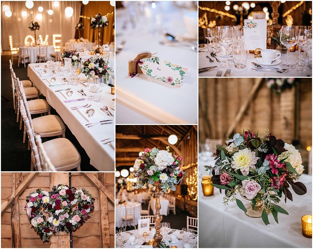 Childerley hall wedding details