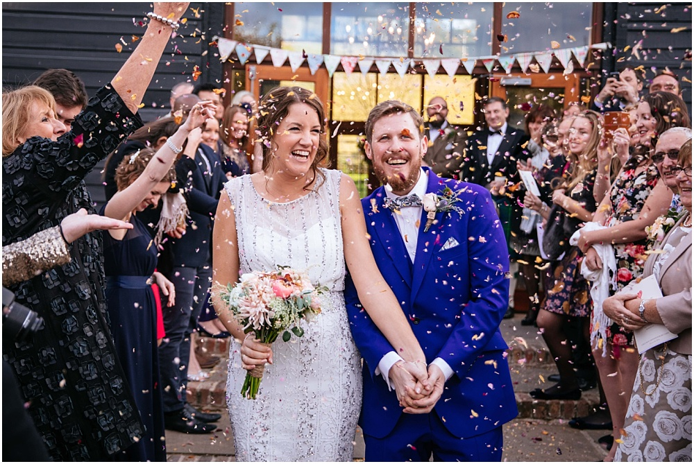 Sussex Wedding Photographer – Katie & Ciaran's Upwaltham Barns wedding