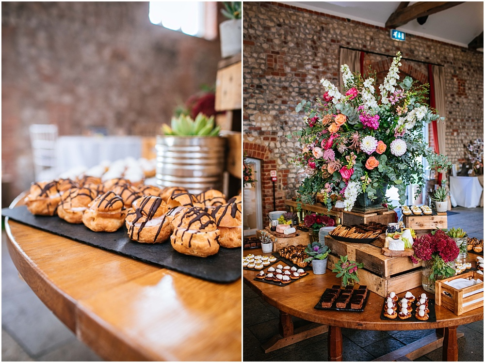 Farbridge patisserie table