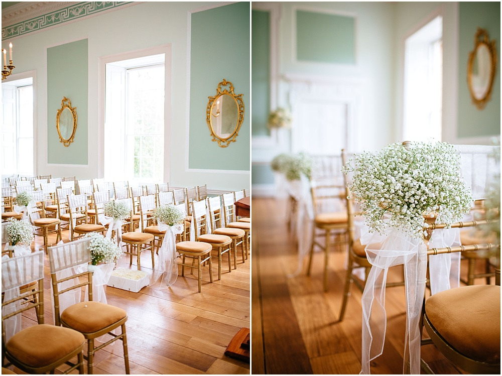 Botley mansion wedding