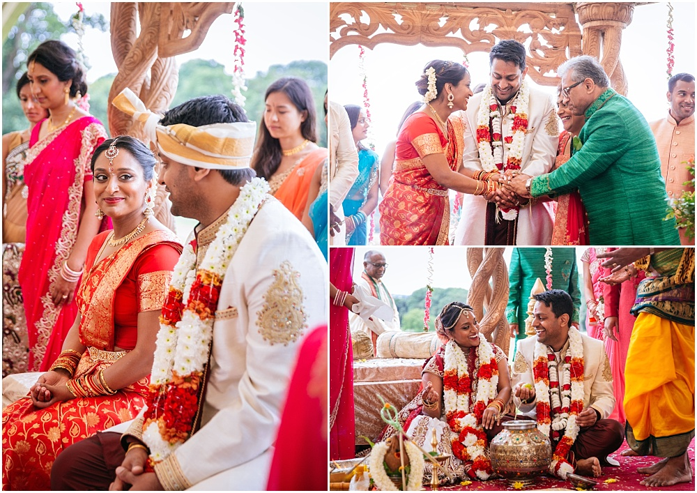 English Indian wedding photography