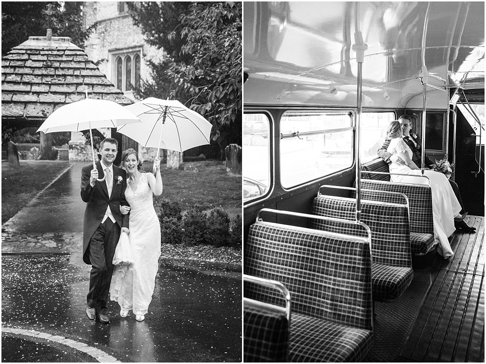 Black and white london wedding photography