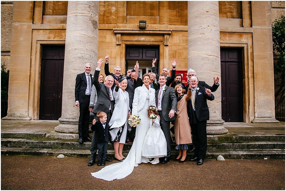 Wandsworth st anns church wedding photographer