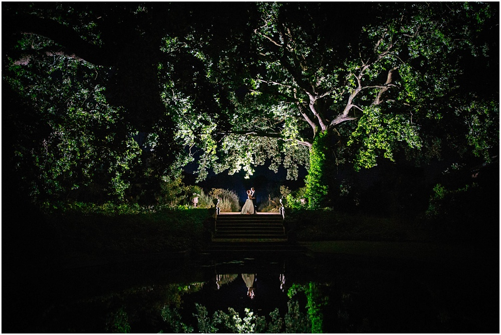 night time photography micklefield hall