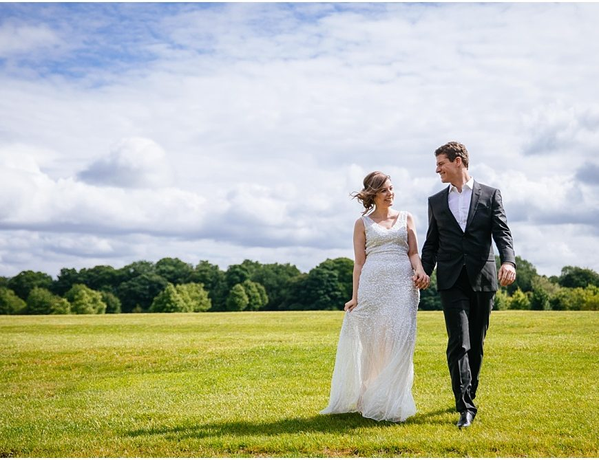 The Grove Hotel Wedding Photography – Marie-Anne & Nico's intimate Hertfordshire wedding