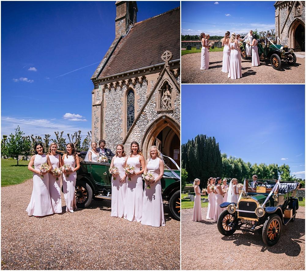 St edward the confessor church wedding