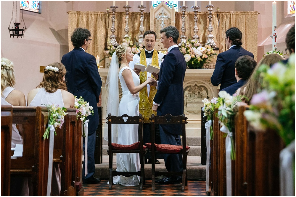 The vows at st edward the confessor