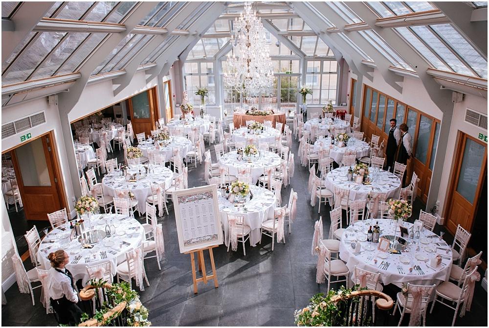 Botleys mansion wedding breakfast