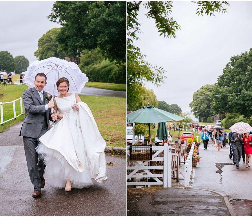 Hertfordshire Wedding Photographer – Clare & Rich's village wedding
