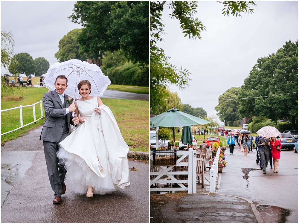 Hertfordshire Wedding Photographer – Clare & Rich's village wedding