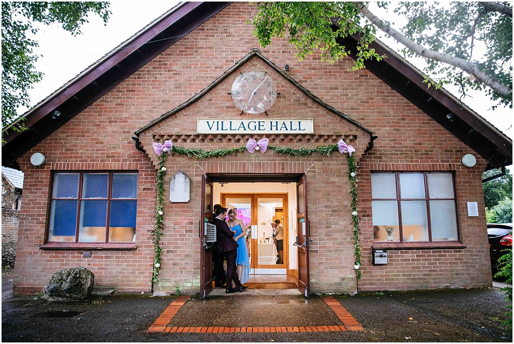 sarratt village hall