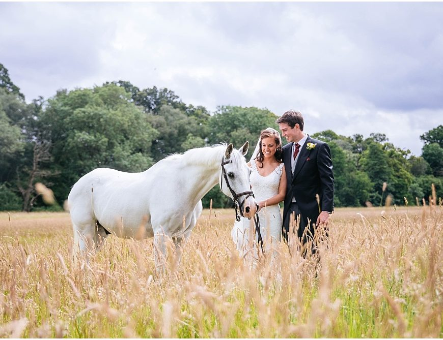 Surrey Wedding Photographer – Sarah & Stuart's garden festival wedding