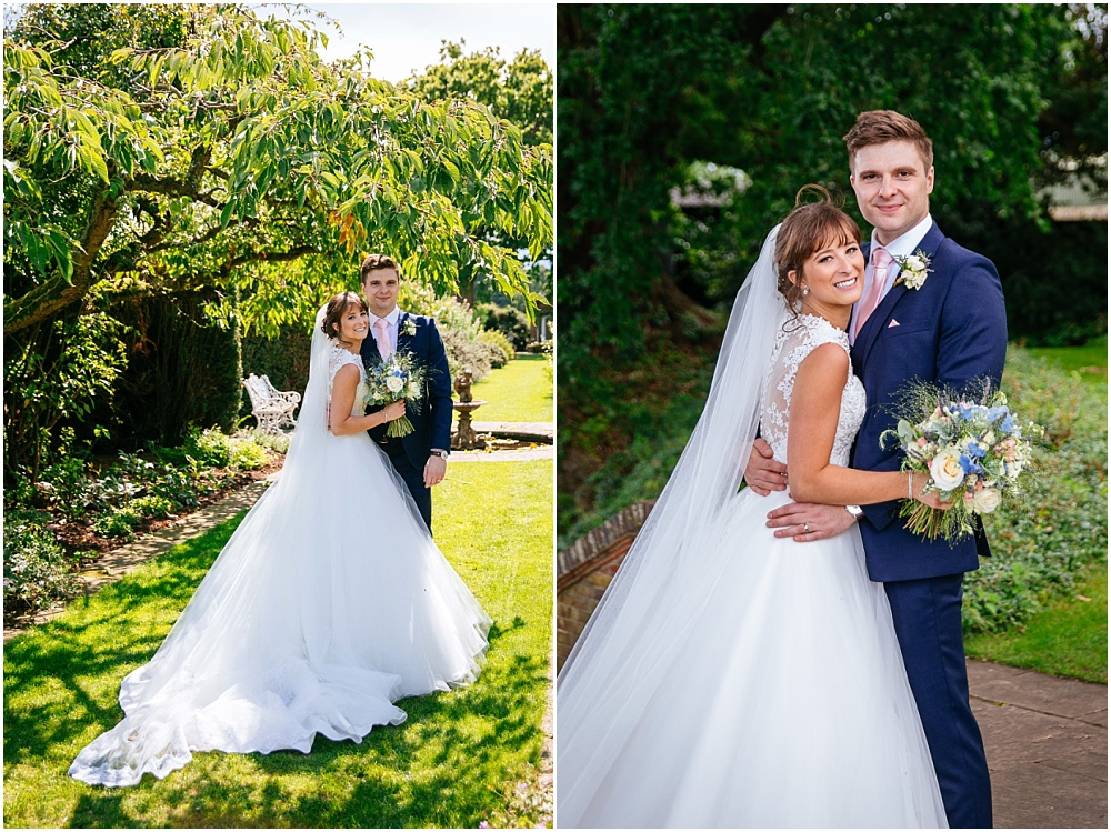 Couple photographs at micklefield