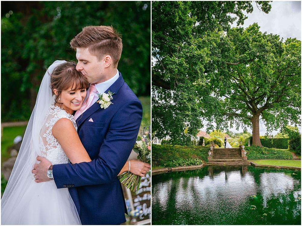Micklefield Hall wedding photography