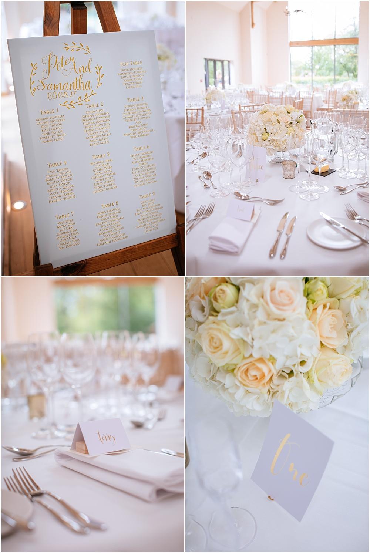 Millbridge court wedding details
