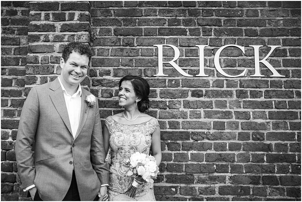 Wedding at rick steins in barnes