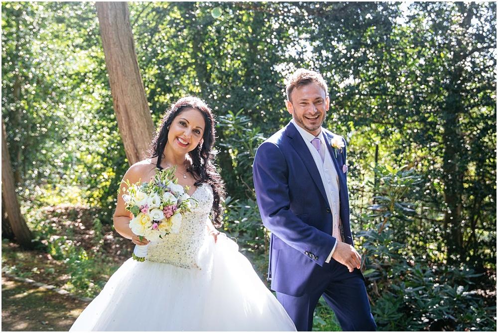Pembroke Lodge Wedding Photography – Vince & Ellie's Richmond Park wedding