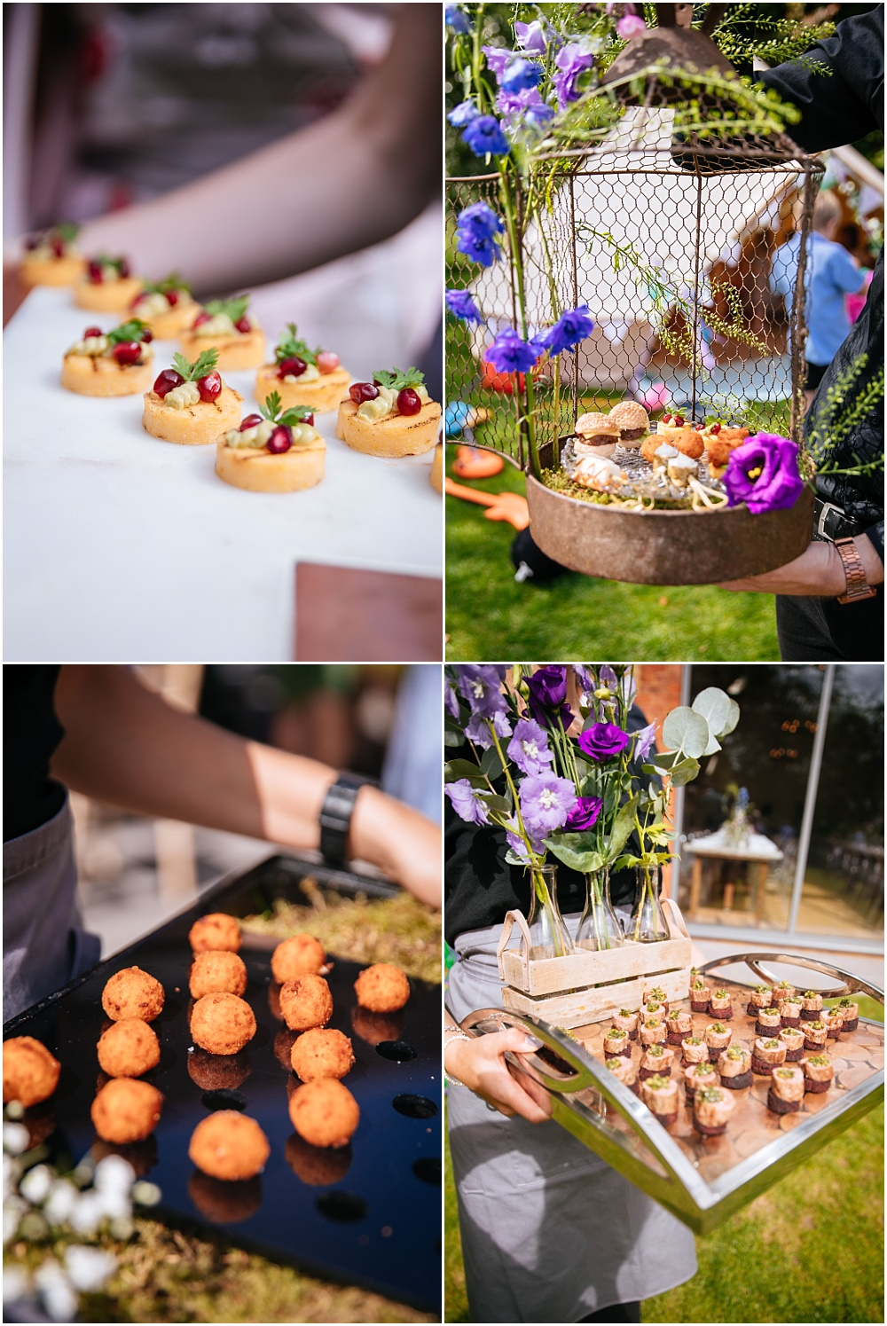 Kalm kitchen wedding catering