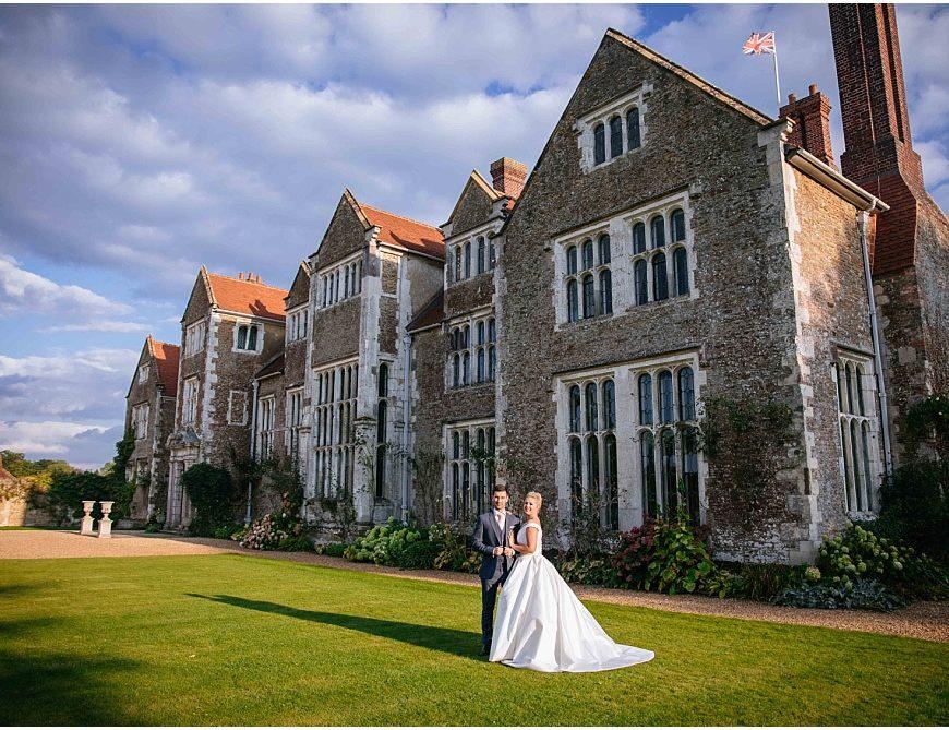 Loseley Park Wedding Photography – Laura & Aidan's Surrey wedding