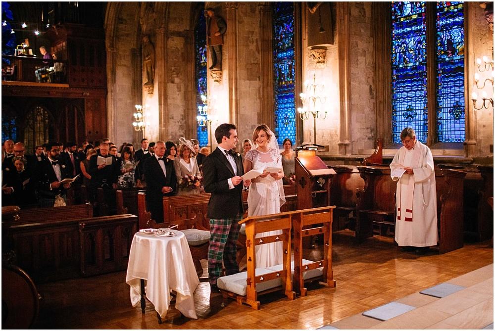 St Etheldreda wedding photography