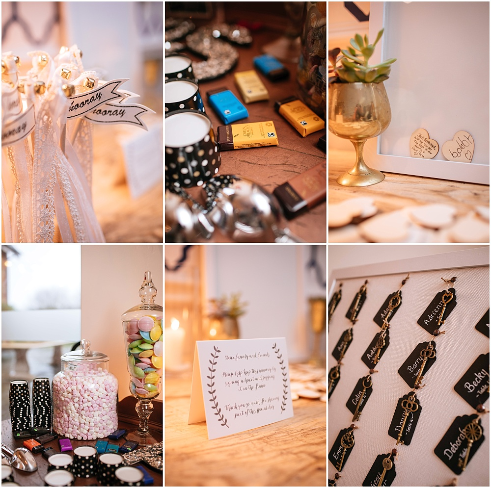 Millbridge court wedding details