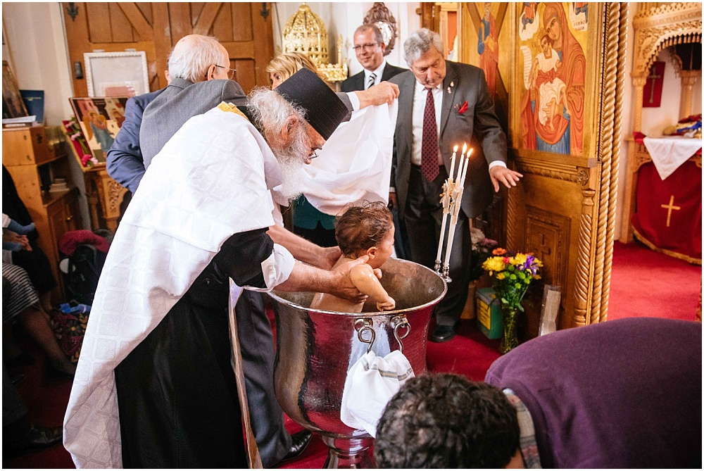 Englefield Green Photographer – A Greek Orthodox Baptism