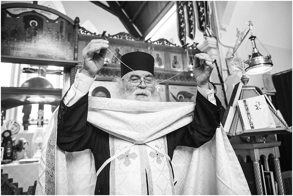 Greek orthodox father