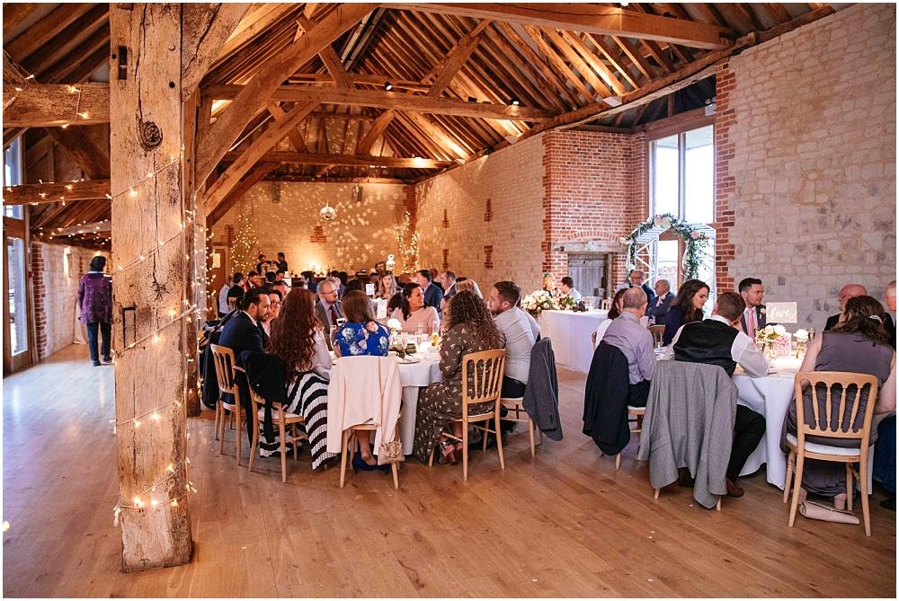 Bury court barn wedding breakfast