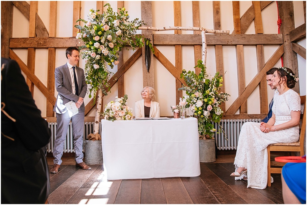 Stunning Gate Street Barn flowers by Rosie Orr