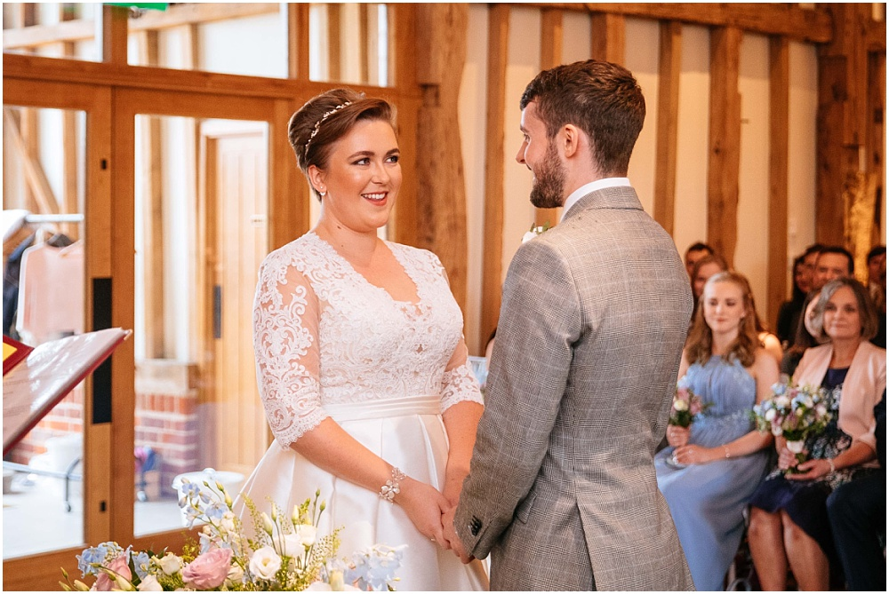 Micklefield hall barn wedding