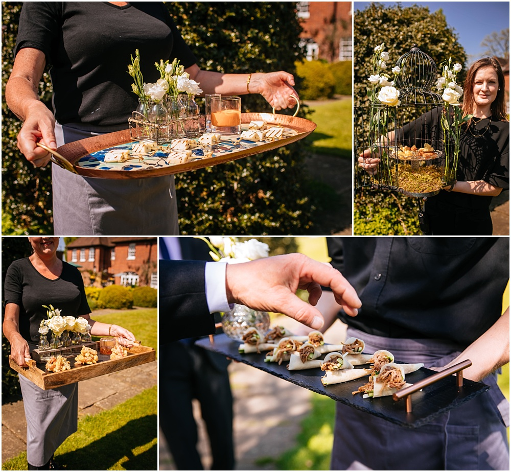 kalm kitchen canapes yum