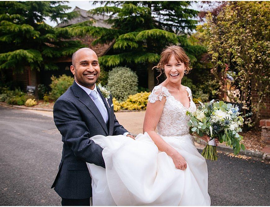 Channels Estate Wedding Photography – Nikki & Trevor's Essex Wedding