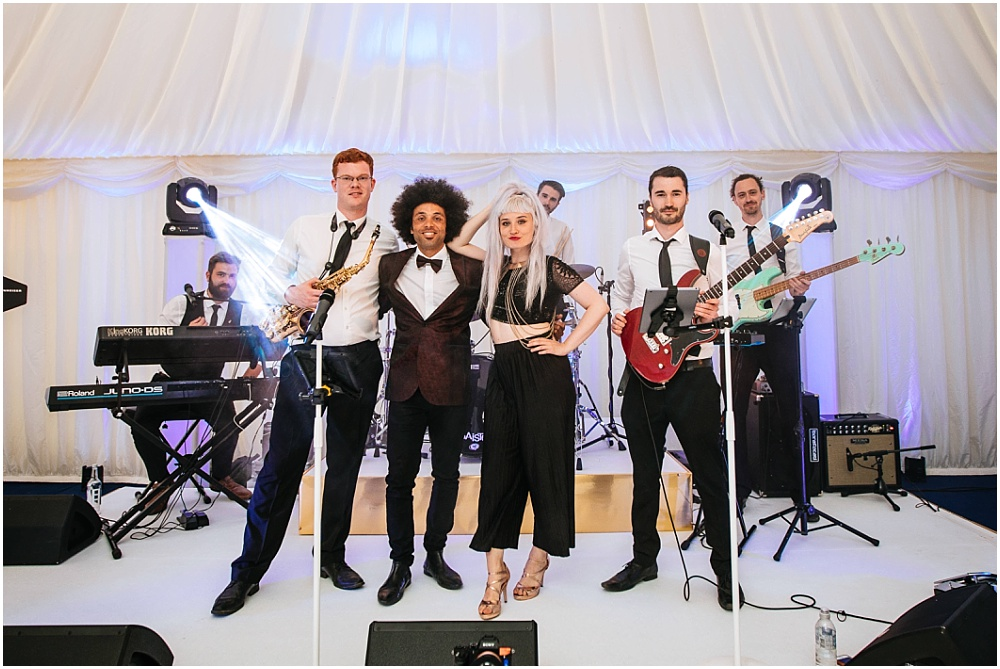the london function band