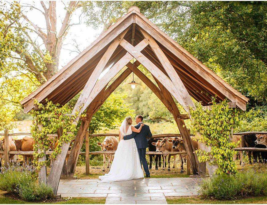Millbridge Court Wedding Photography – Ashley & Lizzie's sunny Surrey wedding