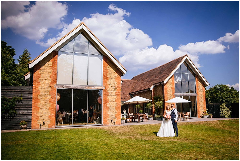 Surrey wedding venue near farnham
