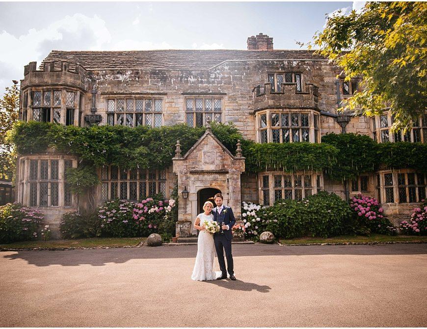 Surrey Wedding Photographer – Keiti & Charles' Smallfield Place Wedding